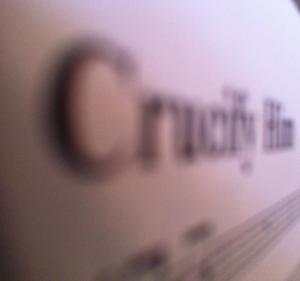 blur Crucify